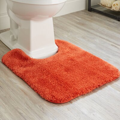Chatham Contour Mat Color: Paprika
