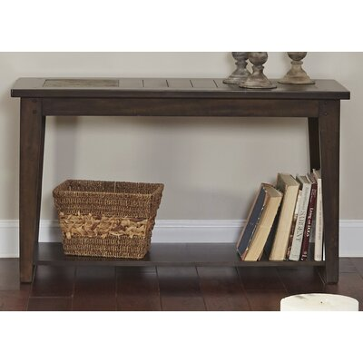 Leadville North Console Table