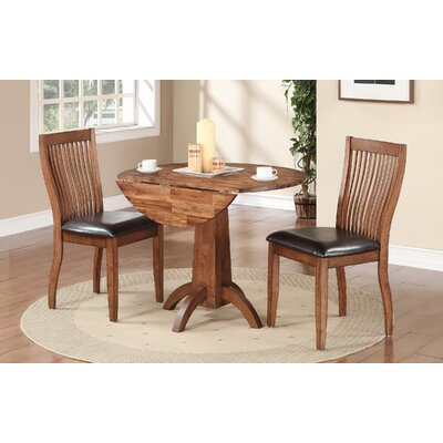 Blanco Point 3 Piece Dining Set