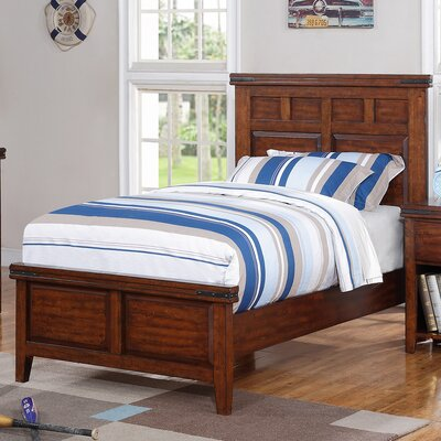 Nashoba Twin Panel Bed