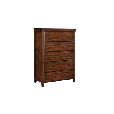 Nashoba 5 Drawer Chest
