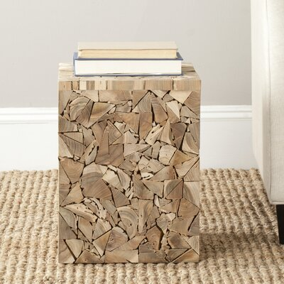 Furniture-Loon Peak Holdenville Accent Stool