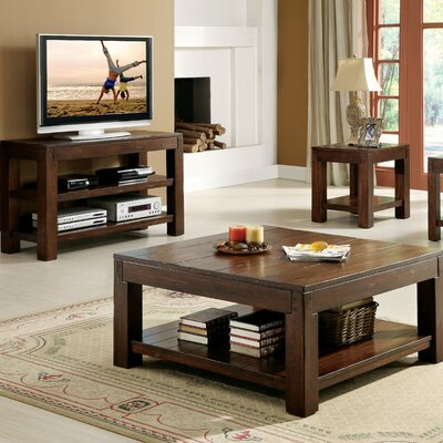 Purgatoire Valley 2 Piece Coffee Table Set