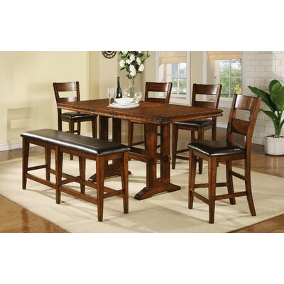 Agatha 6 Piece Dining Set