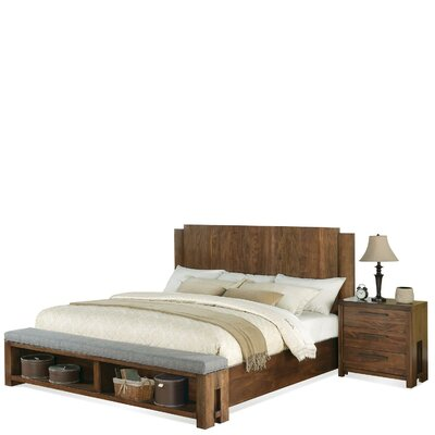 Colton Footboard Size: Queen