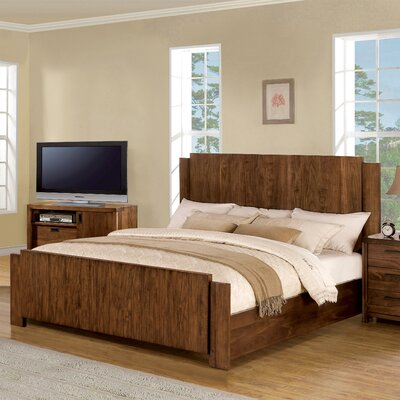 Colton Panel Bed