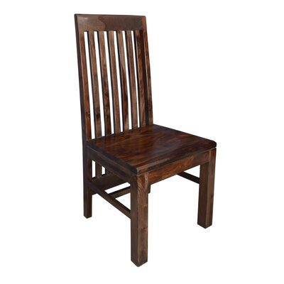 Black Forest Solid Wood Dining Chair (Set of 2)