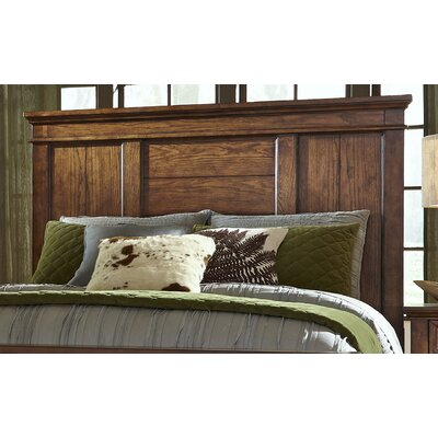 East Pleasant View Panel Headboard Size: King