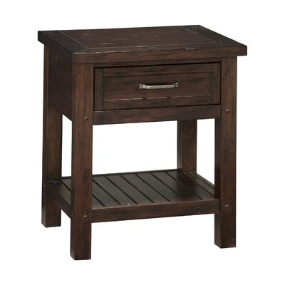 Rockvale 1 Drawer Nightstand