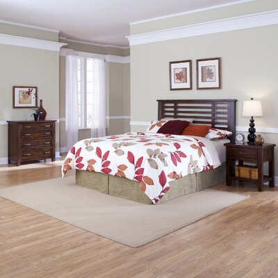 Rockvale Platform 3 Piece Bedroom Set Size: King / California King