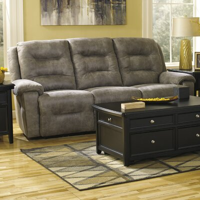 Tressider Reclining Sofa Type: Power