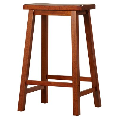 Lunenburg 29 Bar Stool Finish: Honey Brown