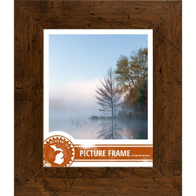 Distressed Picture Frame / Poster Frame Size: 4