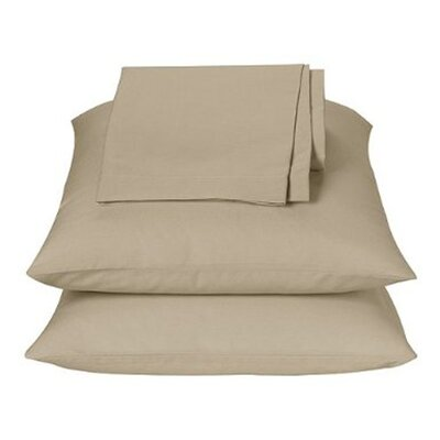 Kamakou Waterbed Sheet Set Color: Linen, Size: Queen