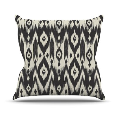 Blaurock Outdoor Throw Pillow Size: 16 H x 16 W x 3 D