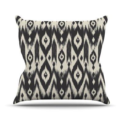 Blaurock Outdoor Throw Pillow Size: 18 H x 18 W x 3 D