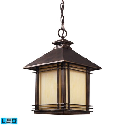 Federal Heights 1-Light Foyer Pendant