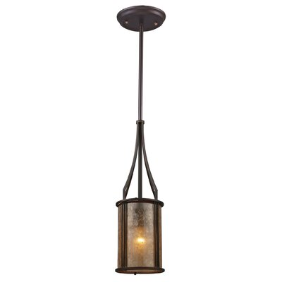 Seeley 1-Light Mini Pendant