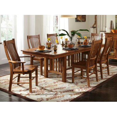 Crowin 7 Piece Dining Set
