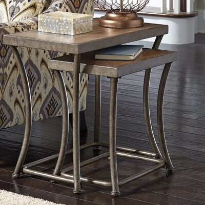 Holderman 2 Piece Nesting Tables