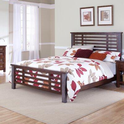 Rockvale Panel 3 Piece Bedroom Set Size: King