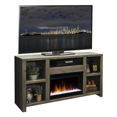 Columbus 62 TV Stand with Fireplace