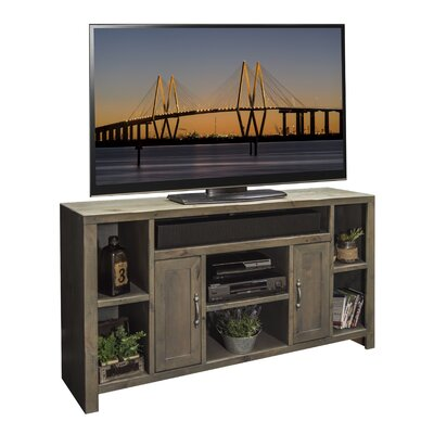 Columbus 74 TV Stand Width of TV Stand: 33.5 H x 64.06 W x 16.63 D