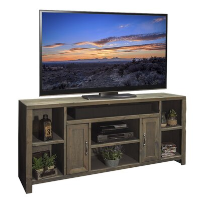 Columbus 74 TV Stand Width of TV Stand: 33.5 H x 74.06 W x 16.63 D