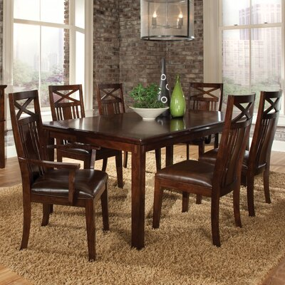 Cometa 7 Piece Dining Set