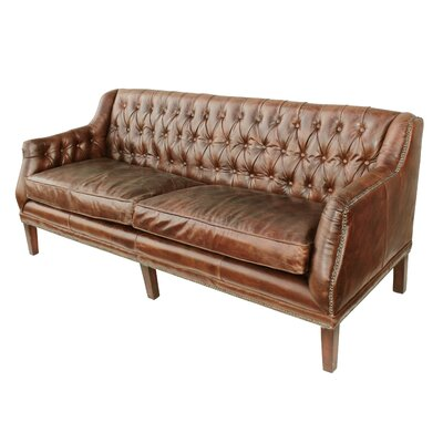 Pinesdale Leather Sofa