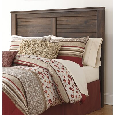 Saint Marys Panel Headboard Size: King