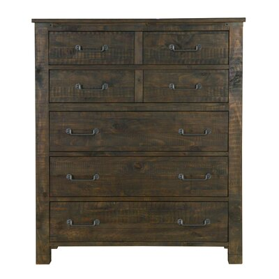 Crater Ridge 7 Drawer Chest