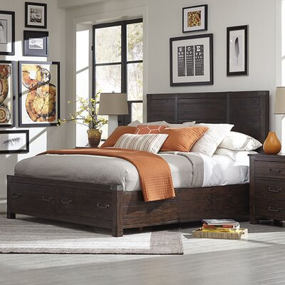 Pine Brook Hill Panel Bed