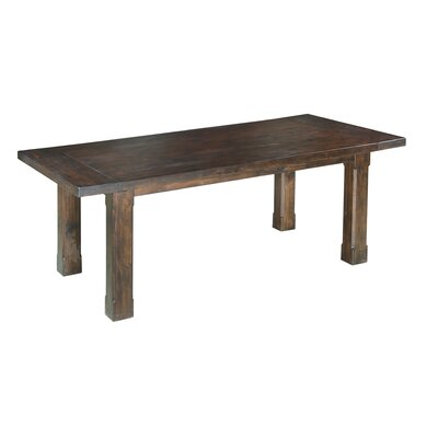 Crater Hill Rectangular Dining Table