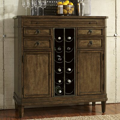 Segula Bar with Wine Storage