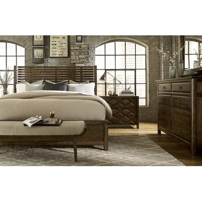 Segula Panel Customizable Bedroom Set