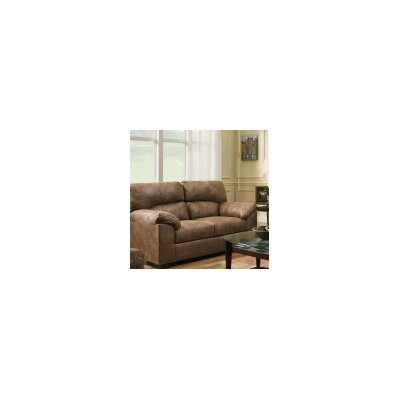 Grizzly Hill Simmons Upholstery El Capitan Loveseat