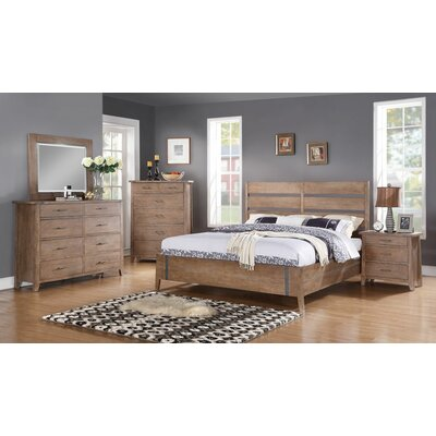 Porte Crayon Panel Configurable Bedroom Set