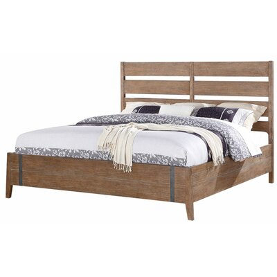 Crane Platform Bed Size: Queen