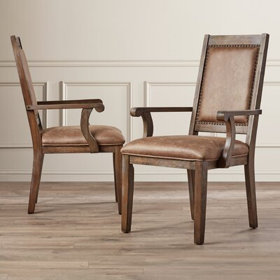 Veeder Arm Chair (Set of 2)
