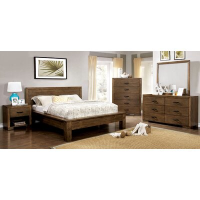 Marta Platform Customizable Bedroom Set