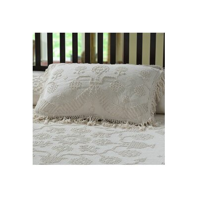Merrill Pillow Sham Size: King, Color: Antique