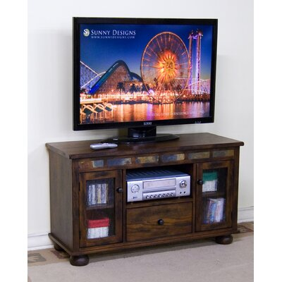Snow Lake 46 TV Stand