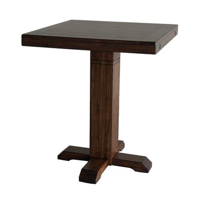 Hardin Adjustable Height Pub Table
