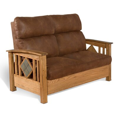 Framingham Stationary Standard Loveseat