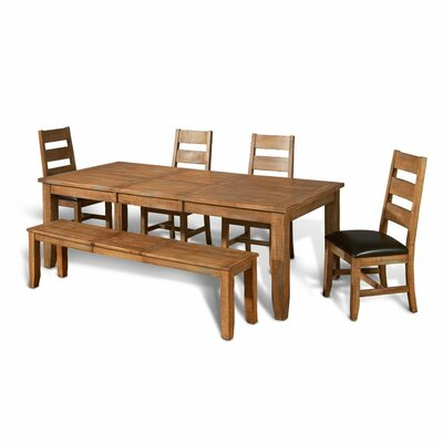Waldron 6 Piece Dining Set