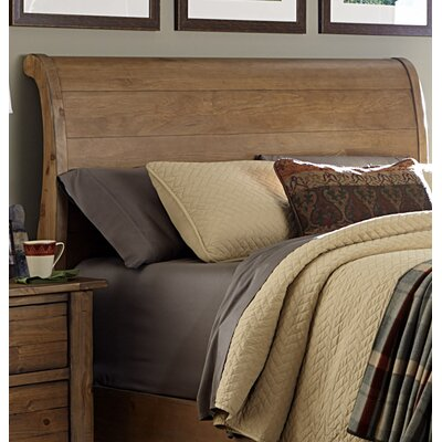 Chinook Sleigh Headboard Size: King