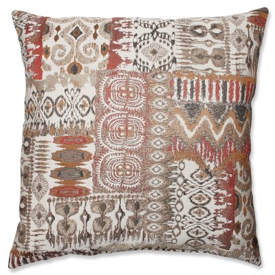 Wright Throw Pillow Size: Large