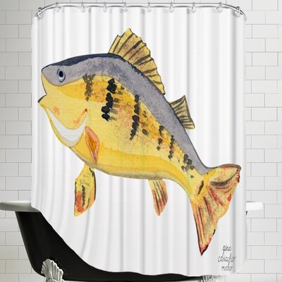 Gina Maher Terry Shower Curtain