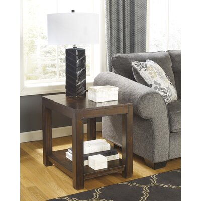 Cattle Creek End Table